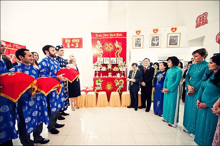 vietnamese tea ceremony