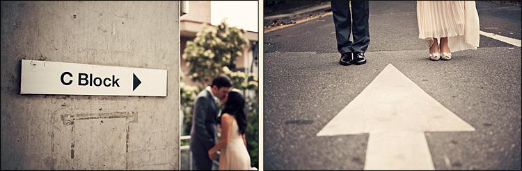 QUT wedding