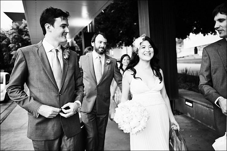 GoMA wedding