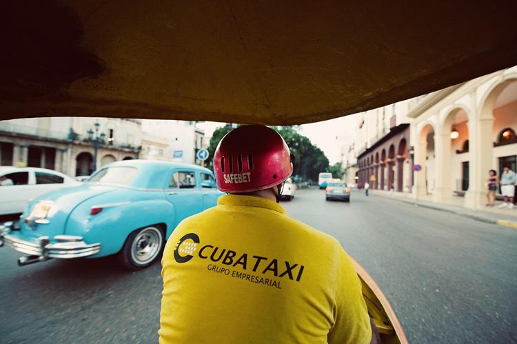 coco taxi havana